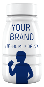 HP-HC Milk drink
